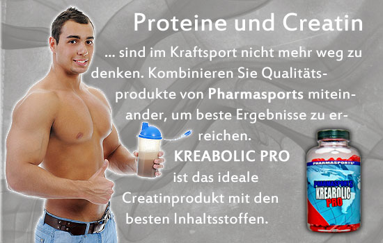 Proteine und Creatin